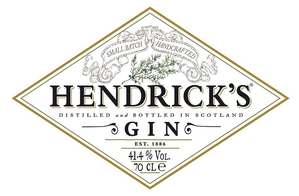 Logo Gin Hendrick's
