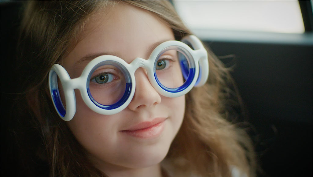 citroen seetroen lunettes contre le mal des transports