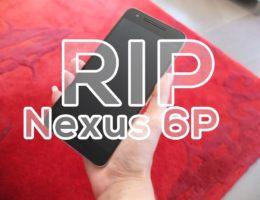 Nexus 6P mort de la carte mère