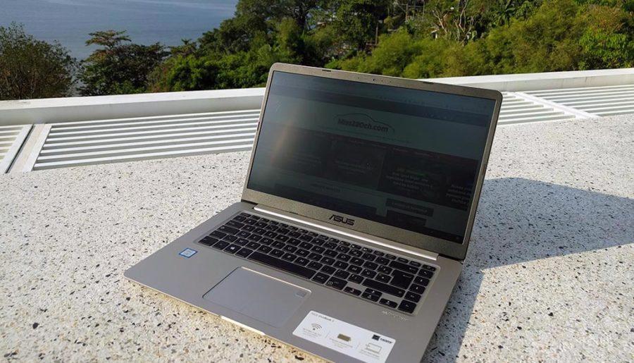 Asus Vivobook S15 : mon compagnon de travail en mobilité
