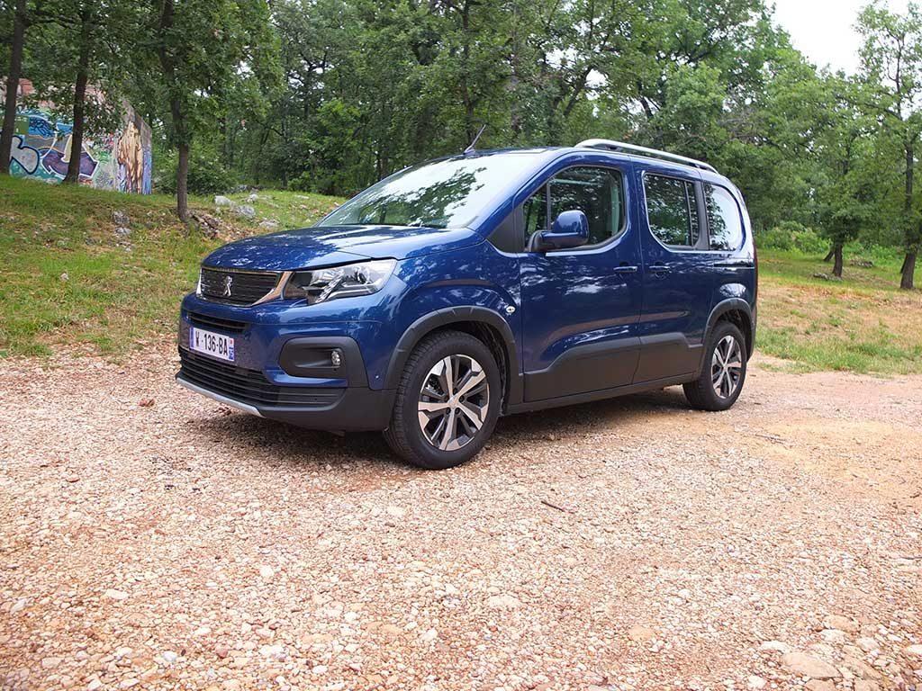 essai Peugeot Rifter