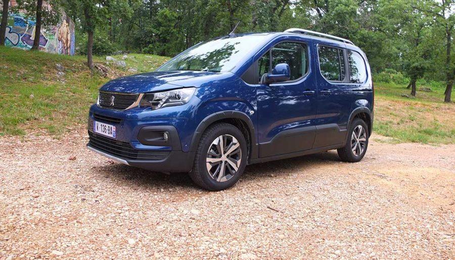 Peugeot Rifter un ludospace pour accompagner votre passion