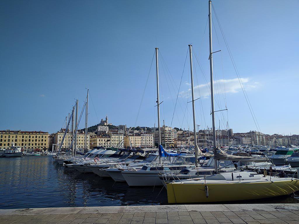 Promenade dans Marseille