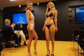 Spinali Design défilé 2018 maillot de bain Neviano