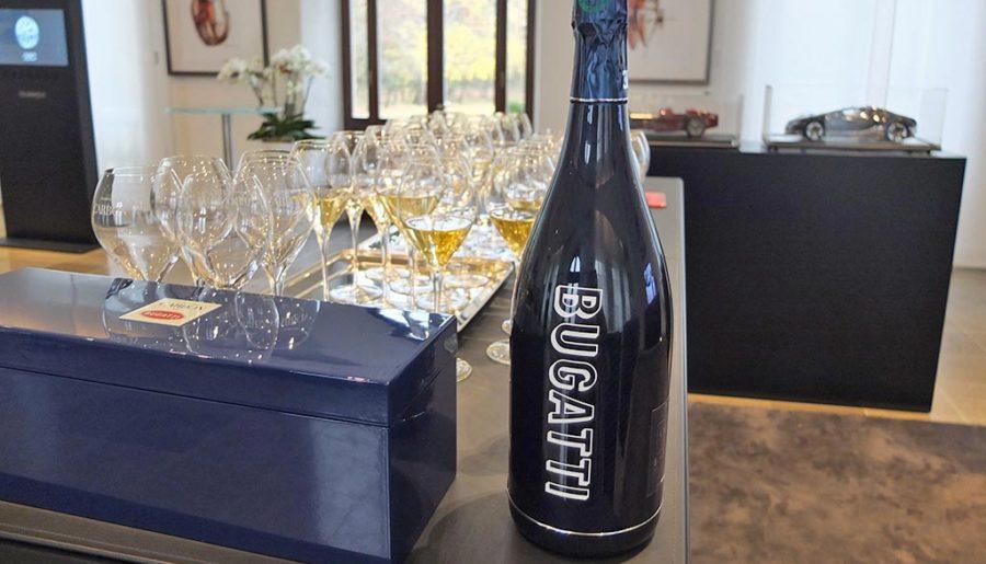 Champagne Carbon : une cuvée spéciale pour les 110 ans de Bugatti