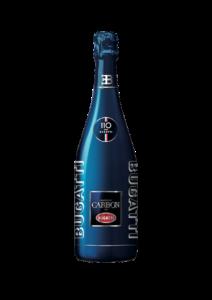 Champagne carbon bugatti EB.01