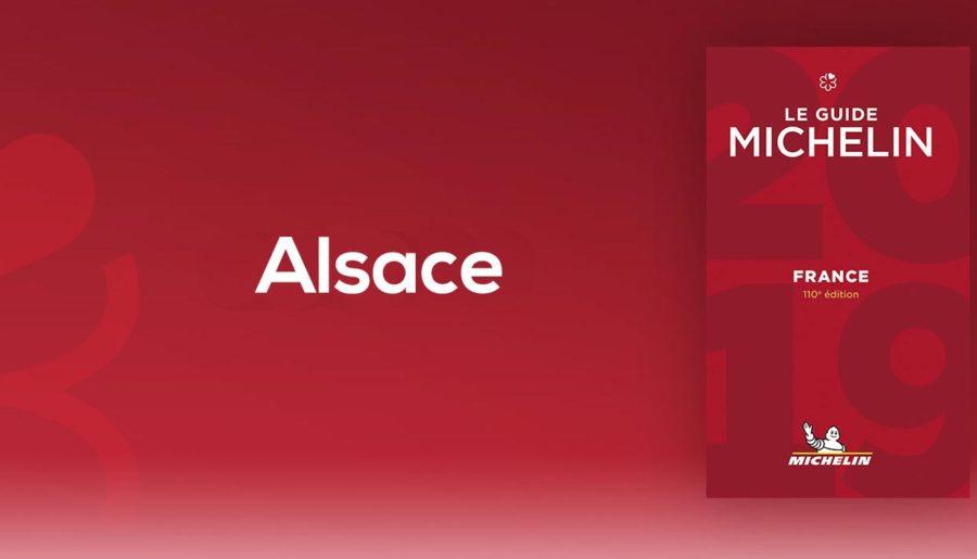 Guide Michelin 2019 : ça bouge en Alsace