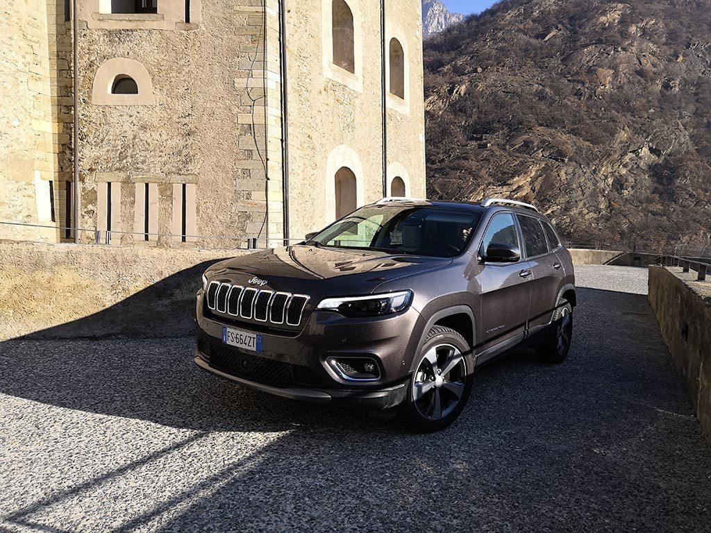 Jeep Cherokee - Jeep Winter Experience Champoluc