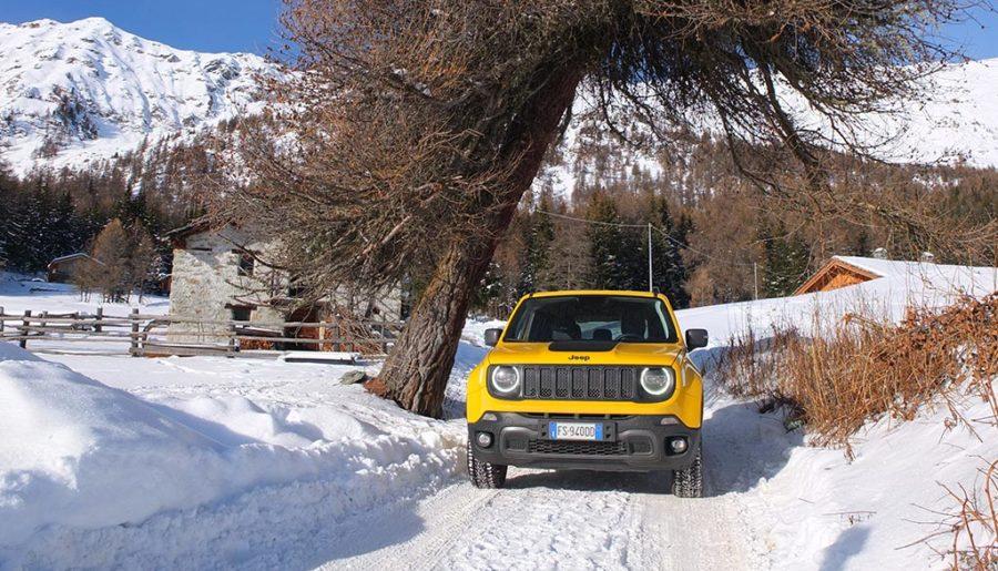 Jeep Winter Experience : pour s'éclater en Jeep dans la neige