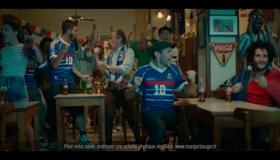 Le spot des 100 ans de Coca-Cola en France